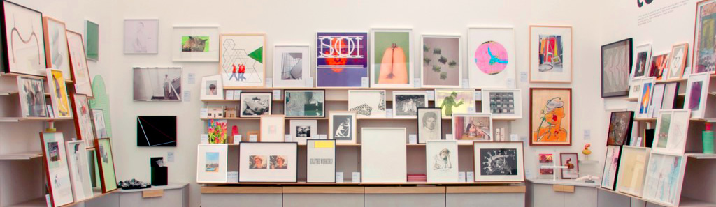 Allied Editions stand at Frieze London 2013